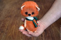omGEE.....don't look at me like that, little red fox! you are melting my heart!....