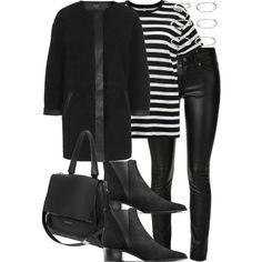 Untitled #3460 by wallenbergnikki on Polyvore featuring R13, Topshop, Yves Saint Laurent, Acne Studios, Givenchy and Forever 21
