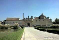 #Sevilla capital - La Cartuja GPS 37.398333, -6.010000  En este lugar, gracias a las riquezas de sus barros y arcillas, se instalaron numerosos hornos alfarertos almohades, y fue en uno de ellos, según se deduce en la actualidad, donde en 1248 apareció la imagen de una Virgen, denominada por ello, la Virgen de las Cuevas.