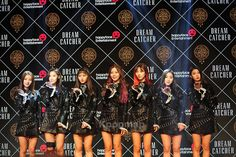 dreamcatcher, dreamcatcher kpop, kpop dreamcatcher, dreamcatcher good night, dreamcatcher fall asleep in the mirror, dreamcatcher showcase 2017, dreamcatcher comeback stage, dreamcatcher good night comeback stage