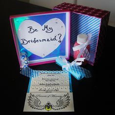 Sailor Moon bridesmaid proposal gifts: Will you fight for love and justice with me?