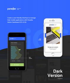 "Check out this @Behance project: ""Paneller Admin Dashboard iOS UI Kit"" https://www.behance.net/gallery/46660609/Paneller-Admin-Dashboard-iOS-UI-Kit"