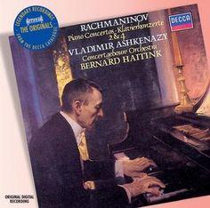 Rachmaninov Piano Concertos 2 and 4 - Vladimir Ashkenazy / Haitink - Decca
