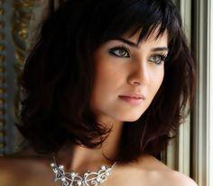 Beautiful Turkish actress Tuba Büyüküstün by Emeralda   We Heart It