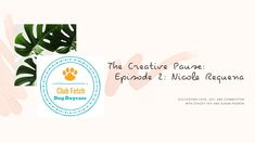 The Creative Pause is a video series hosted by Stacey Fay and Susan Padron. In a time of solitude and fear, we are cultivating joy, love and connection. Dog Daycare, The Creator, Joy, Creative, Happy, Youtube, Being Happy, Happiness, Youtubers