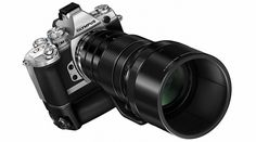 New Olympus Silver E-M1 and 40-150mm lens officially announced! | 43 Rumors