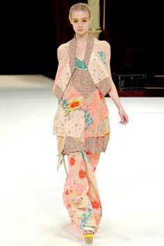 Kenzo Summer 2011 Collection