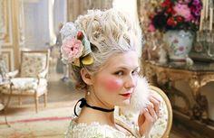 Kirsten Dunst in 'Marie Antoinette' di Sofia Coppola