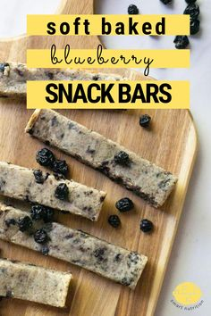 A soft and chewy snack bar full of healthy nuts