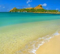 Pigeon Island, St. Lucia. Located close to the Cook Like A Lucian studio!