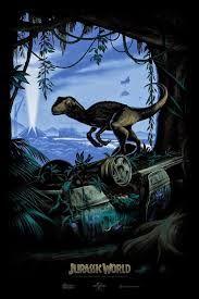 Risultati immagini per raptor blue jurassic world