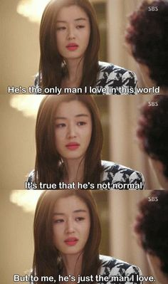 Gianna Jun 2013-2014 in My Love From Another Star (Cheon Song-Yi)