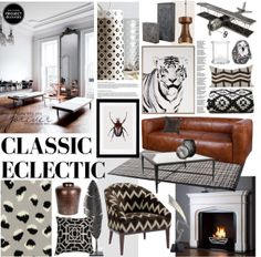 """""""Classic Ecletic"""" by szaboesz on Polyvore"""