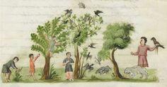 Cynégétiques du pseudo-Oppien Date d'édition : 1501-1550 Type : manuscrit Langue :Grec