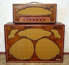 Hand Made Custom Guitar Tube Amplifier by Siegmund Guitars & Amplifiers | CustomMade.com