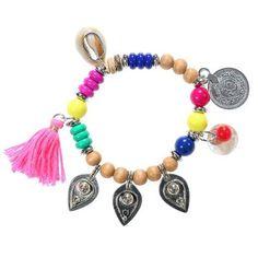 Armband Ibiza Hangertjes