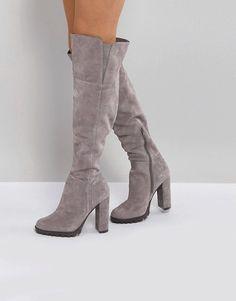 8da14702854 Aldo Cayoosh Suede Over The Knee Boots. Trendization