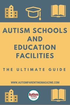 We believe that every child on the spectrum deserves the best education that is tailored to his own needs. To make it easier for parents, we& listed the best autism schools in USA, Australia, UK, and more. Schools For Autism, Autism Education, Autism Parenting, Adhd And Autism, Autism Resources, Special Education, Art Education, Autistic Children, Children With Autism