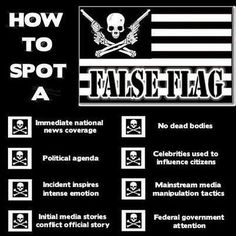 BDTN Breaking Down The News : What is a false flag event?