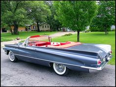 1960 Buick LeSabre Convertible Vintage Cars, Antique Cars, Convertible, Automobile, Buick Cars, Buick Lesabre, American Classic Cars, Us Cars, Custom Cars