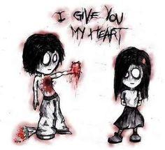 valentine emo quotes