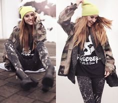 ... But there's something good in every day. (by Jessica Christ) http://lookbook.nu/look/4597881-But-there-s-something-good-in-every-day