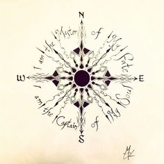Compass by BlackPrint96.deviantart.com on @deviantART