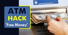 According to the latest reports, now you can hack ATMs (Automated Teller Machines) in less than 15 minutes only. Credit Card Icon, Credit Card Hacks, Vending Machine Hack Code, Paypal Money Adder 2017, Hacking Codes, Free Money Now, Visa Card Numbers, Money Spells That Work, Ways To Get Money