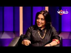 INDIAN ACCENT.  Mira Nair, film director and producer was born in Rourkela, Odisha, India.
