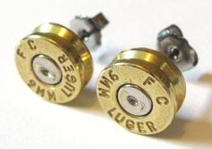 Guns and Ammo Transformed into Incredible Urban Jewelery