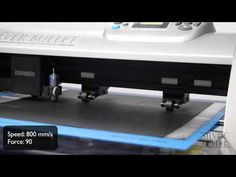 Detailed Cutting At Full Speed with the Silver Bullet Professional Series - YouTube