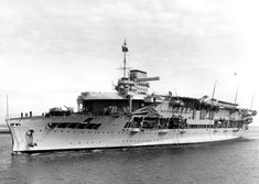 HMS Glorious was a Courageous-class battlecruiser converted to a aircraft carrier of the British Royal Navy. Royal Navy Aircraft Carriers, Navy Carriers, Hms Furious, British Aircraft Carrier, Naval History, Armada, Ww2 Aircraft, France, Navy Ships