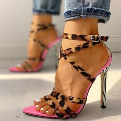Strap Heels, Pumps Heels, Stiletto Heels, Heeled Sandals, Sandals Outfit, Shoes Sandals, Shoes Uk, Sexy Heels, Ankle Straps