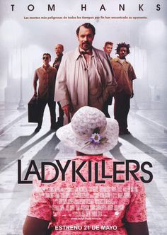 2004 - Ladykillers - The Ladykillers