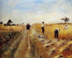 Pierre-Auguste Renoir - WikiArt.org - Enzyklopädie der visuellen Künste