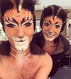 James Titchener ‏@Titchenerrr  Dec 8 Camden Town, London Me and my girl @gabscocca @CatsMusical #twins #coricopat #tantomile #dreamteam #loveher