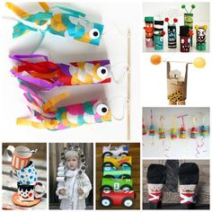 20 TP Roll Crafts - oh how we love to craft with Toilet Paper Rolls. here are some of the cutest, best and most fun TP Roll Crafts for kids! Kids Crafts, Diy Projects For Kids, Craft Activities For Kids, Toddler Crafts, Toddler Activities, Diy For Kids, Craft Projects, Craft Ideas, Toilet Paper Roll Crafts