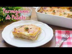 La Parmigiana di Patate è una ricetta facile e sfiziosa, perfetta come antipasto o secondo piatto. Provatela, è una vera delizia!