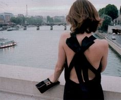 Sofia Coppola  Image Via: This Is Glamorous  hair, dress