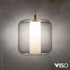 Iris Pendant Light by Viso Element Lighting, Linear Lighting, Pendant Lighting, Pendant Lamps, Column Lights, Lamp Cord, Modern Pendant Light, Iris, Wall Lights