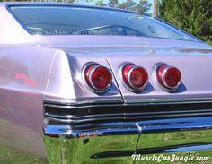 '65 Impala Super Sport 327 taillights.