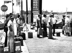 Crisis del petróleo de 1973 « Factoria Historica
