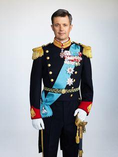 Kroonprins Frederik van Denemarken