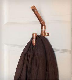 Industrial Copper J Hook | Home Kitchen & Pantry | Nine & Twenty | Scoutmob Shoppe | Product Detail