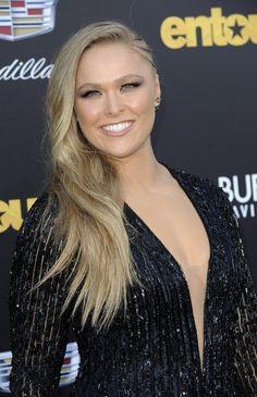 U.S. Marine Invites Ronda Rousey To Ball, She Says Yes!
