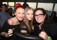 Less than a year after an acrimonious separation, all is apparently well again between Rosie O'Donnell and her daughter Chelsea. The mother-daughter duo was pictured together on June 20 along with Rosie's daughter Vivienne O'Donnell. The family reunion took place at the 2nd Annual Fran Drescher Cancer Schmancer Sunset Cabaret Cruise on The SS Hornblower Infinity Cruise Ship in New York. Rosie and Chelsea seem to be in a much better place than they were last year after Chelsea, then 17 years…