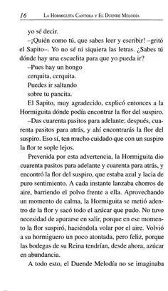 La Hormiguita Cantora y el Duende Melodía Words, Read And Write, Elves, Literatura, Lyrics, Horse
