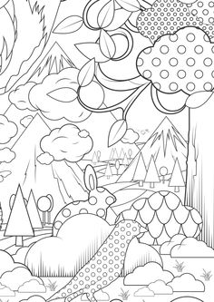 how i want my coloring book to be
