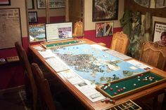 Axis & Allies Room