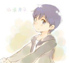 takatsuki yoshino hourou Musuko. I like this anime because I can relate to it